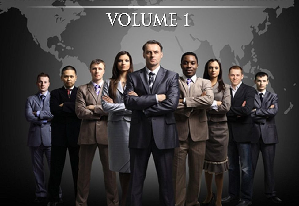 Business Leader Success - Book Cover - Volume1